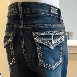 Earl Jeans Capri/ Ankle 12 EUC